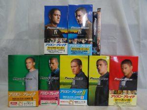 プリズン・ブレイクDVD BOX1~5+ファイナル・ブレイク セット