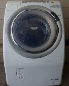 National Panasonic NA-VR2200L 大容量9キロ ナナメドラム式洗濯機