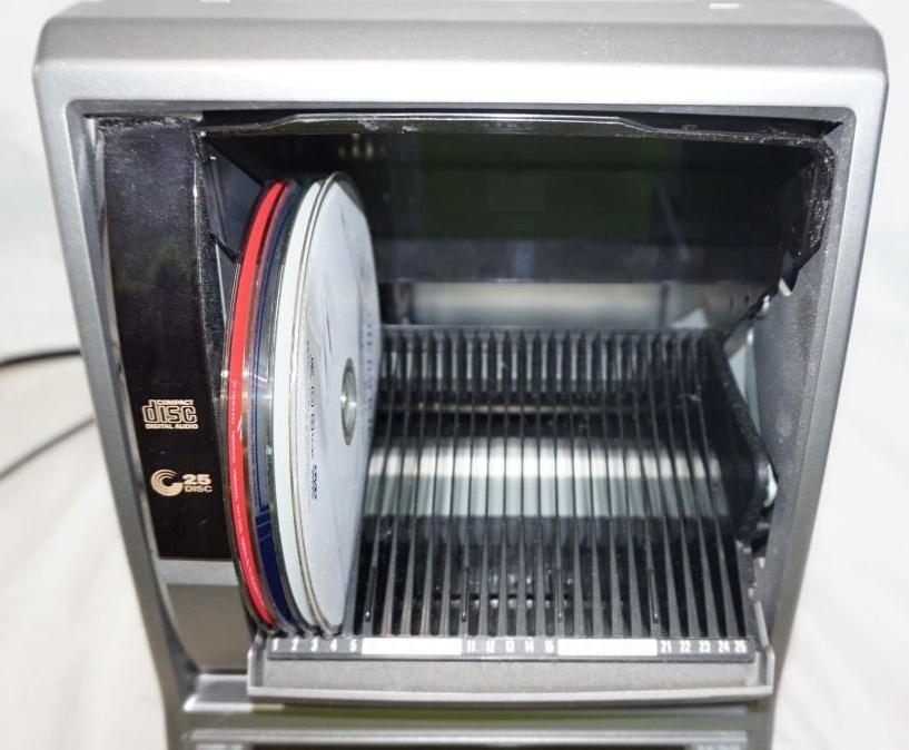 CDチェンジャー PD-F25A